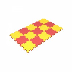 Tapis puzzle Wallbarz