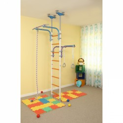 Wallbarz Transformer gymnastics set purchase online now