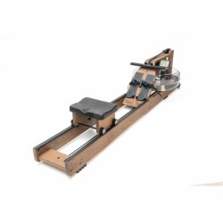 Rameur WaterRower en frêne vintage