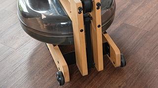 Figure: Stabilne, drewniane szyny