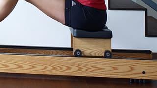 Figure: Pohodlné a ergonomické sedlo