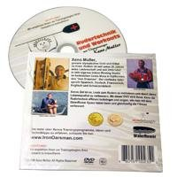 WaterRower DVD -technique de ramer et entraînements-