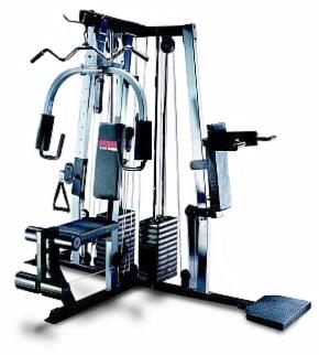 Appareil De Musculation Weider Pro 9400 Fitshop