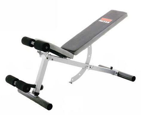 Banc De Musculation Weider Pro 130 T Fitness