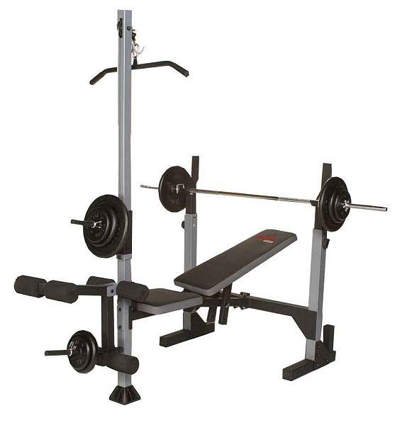 Banc De Musculation Weider Pro 435 T Fitness