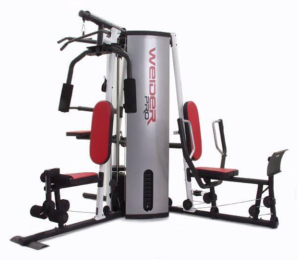 Appareil De Musculation Weider Pro 8000 T Fitness