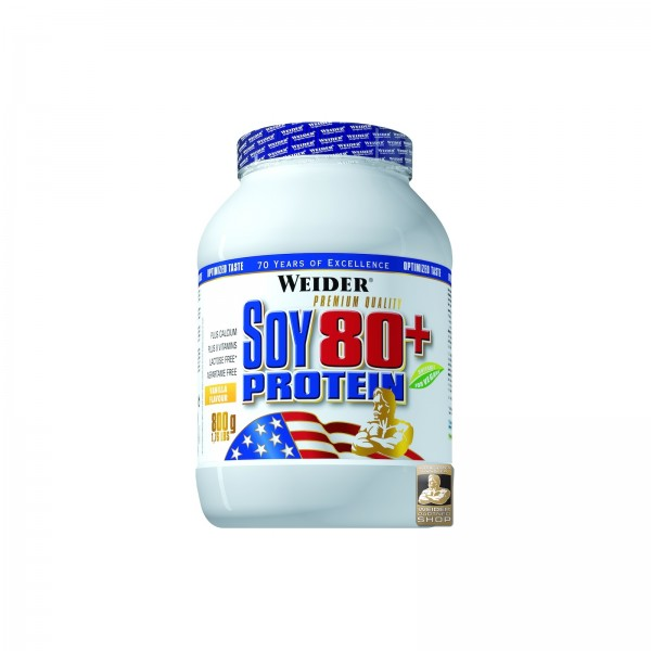 Proteiny Weider Soy 80+