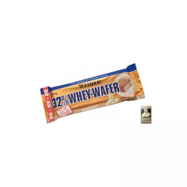 Baton proteinowy Weider Whey-Wafer