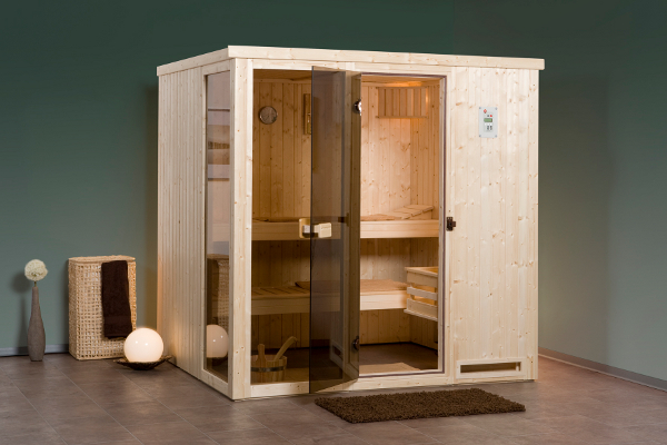weka elementsauna osby europas nr 1 inden for tr ningsudstyr til hjemmebrug. Black Bedroom Furniture Sets. Home Design Ideas
