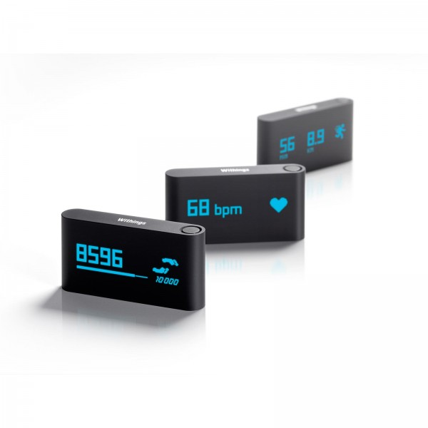 tracker d 39 activit withings pulse t fitness. Black Bedroom Furniture Sets. Home Design Ideas
