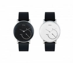 Withings Fitness-Uhr Activité STEEL HR 40 mm