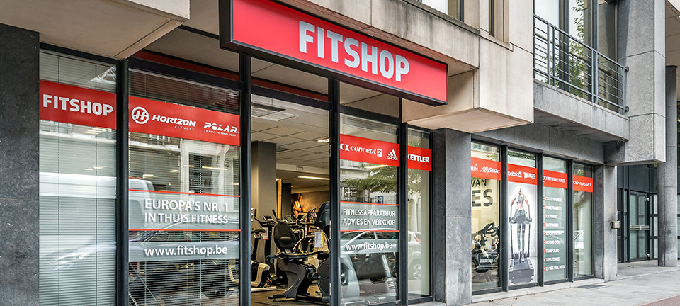 da7248485d3f9c Fitshop in Antwerp - Europe's No. 1 for home fitness