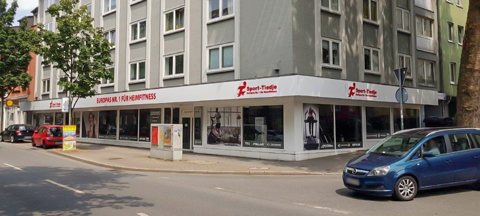 e4c74e0ee740 Fitshop in Bochum - Europe s No. 1 for home fitness
