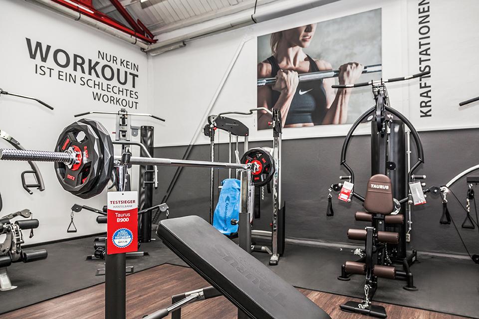 Fitness Shop Kassel