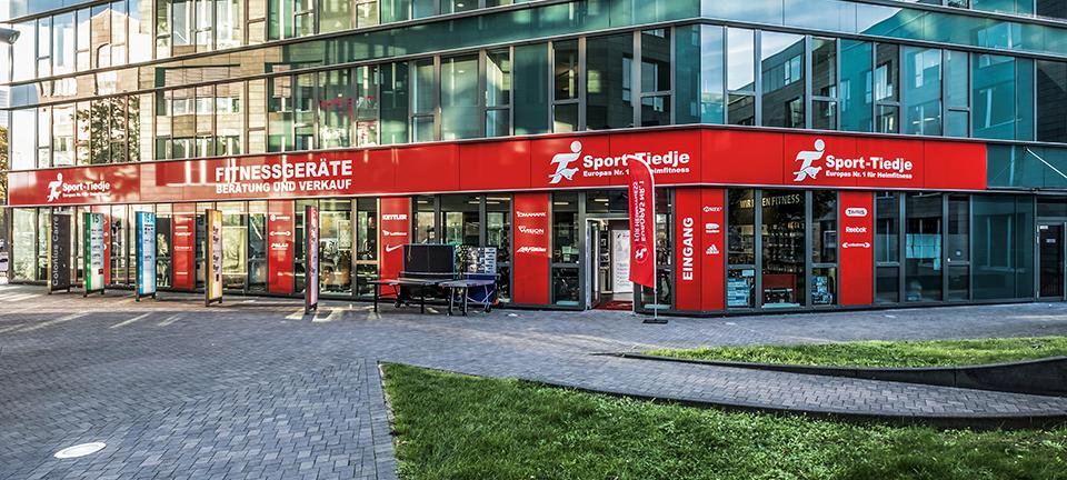 Sport-Tiedje à Cologne