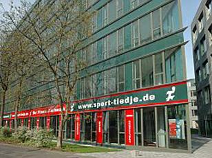 Filiale Köln Außenansicht