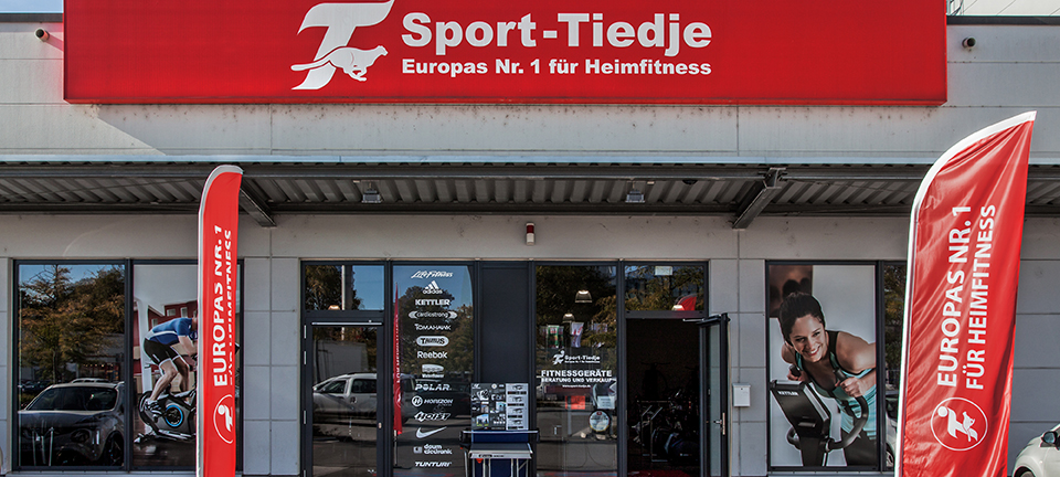 sport tiedje in mannheim n 1 en europe pour le fitness domicile. Black Bedroom Furniture Sets. Home Design Ideas