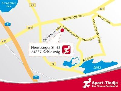 Filiale Schleswig Anfahrt
