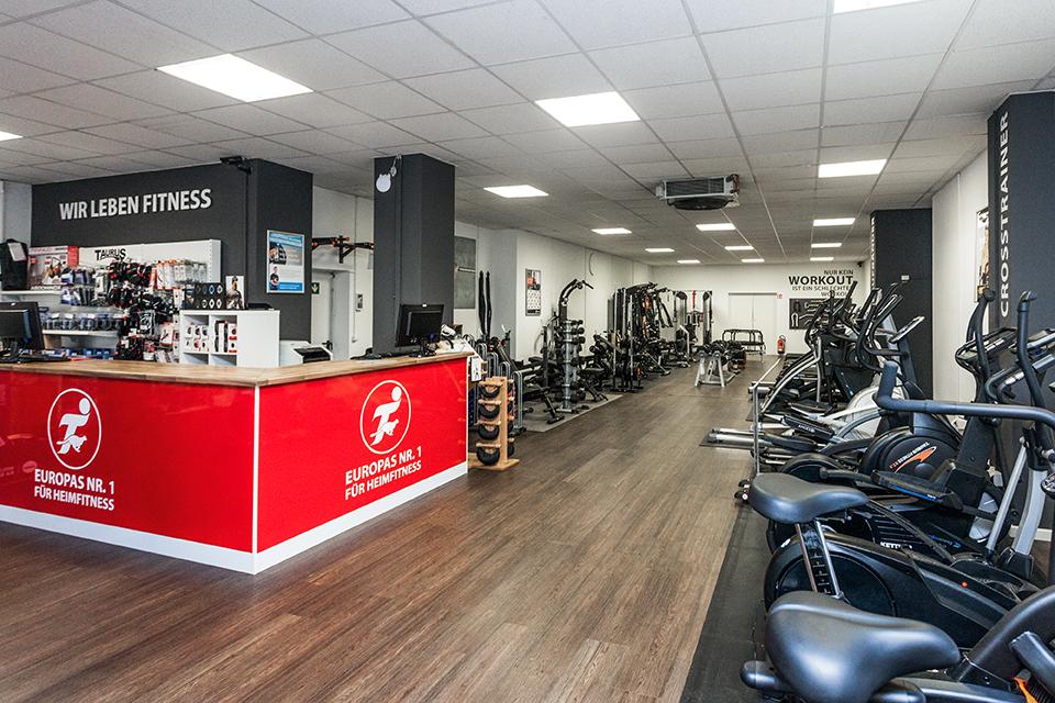 Fitness Shop Wiesbaden