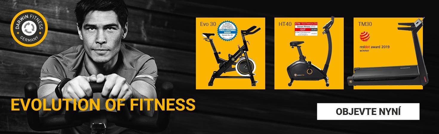 Darwin Fitness