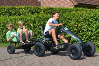 Dino Cars Zweisitzer für Gokart