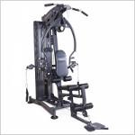 Multimaskine med mange øvelser
