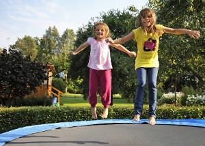 Trampoline - Divertissement pour les enfants