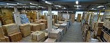 Moderne Logistikcenter