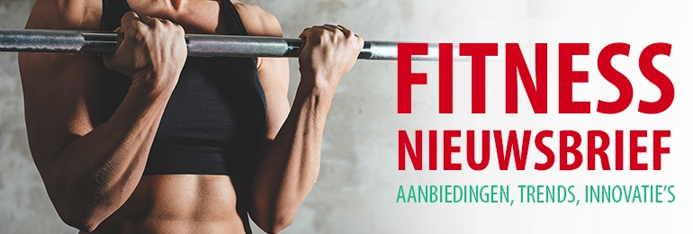 Fitness newsletter - offers - trends - innovations